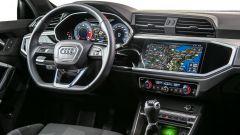 Audi Q3 2018: la prova su strada del SUV palestrato [VIDEO] - Immagine: 18