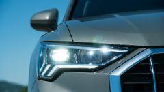 Audi Q3 2019 faro anteriore