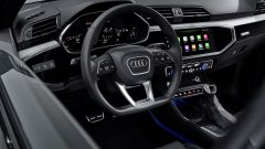 Audi Q3 2021, gli interni