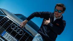 Audi Q3 con Matteo Gallucci