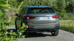 Audi Q3 dinamica posteriore 3/4
