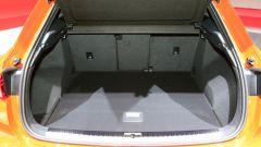 Audi Q3: il bagagliaio
