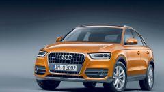 Audi Q3: il listino in dettaglio e 60 nuove immagini in HD - Immagine: 88