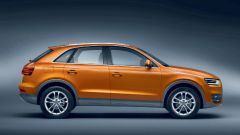 Audi Q3: il listino in dettaglio e 60 nuove immagini in HD - Immagine: 85