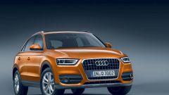 Audi Q3: il listino in dettaglio e 60 nuove immagini in HD - Immagine: 87