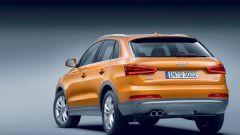Audi Q3: il listino in dettaglio e 60 nuove immagini in HD - Immagine: 86