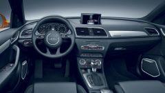 Audi Q3: il listino in dettaglio e 60 nuove immagini in HD - Immagine: 105