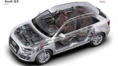 Audi Q3: il listino in dettaglio e 60 nuove immagini in HD - Immagine: 50