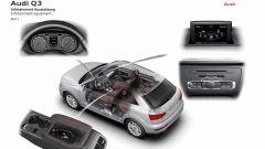 Audi Q3: il listino in dettaglio e 60 nuove immagini in HD - Immagine: 52
