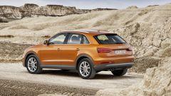 Audi Q3: il listino in dettaglio e 60 nuove immagini in HD - Immagine: 36