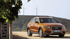Audi Q3: il listino in dettaglio e 60 nuove immagini in HD - Immagine: 37