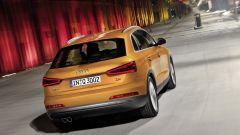 Audi Q3: il listino in dettaglio e 60 nuove immagini in HD - Immagine: 12