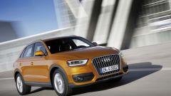 Audi Q3: il listino in dettaglio e 60 nuove immagini in HD - Immagine: 13