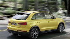 Audi Q3 MY 2017: nuovi i cerchi da 19 pollici e le modanature nere laterali