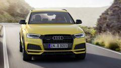 Audi Q3 MY 2017: nuovo il frontale con prese d'aria più grandi