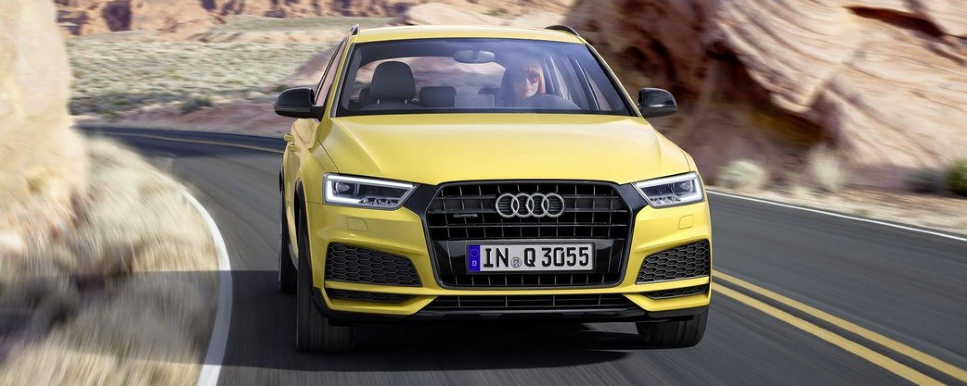 Audi Q3 MY 2017