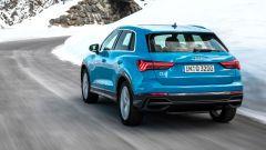 Audi Q3, più tecnologia e prezzi più bassi. Tutte le novità 2021 - Immagine: 2