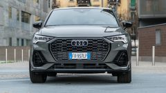 Audi Q3 Sportback anteriore