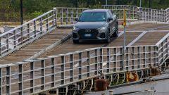 Audi Q3 Sportback, assetto sportivo di serie