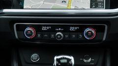 Audi Q3 Sportback comandi climatizzatore