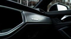 Audi Q3 Sportback dettagli materiali interni