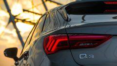 Audi Q3 Sportback, faro posteriore