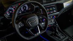 Audi Q3 Sportback, gli interni