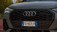 Audi Q3 Sportback, griglia anteriore