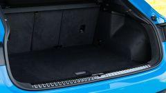Audi Q3 Sportback, il bagagliaio