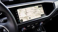 Audi Q3 Sportback, il navigatore