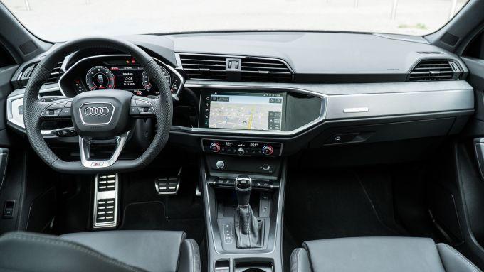 Audi Q3 Sportback interni