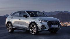 Audi Q3 Sportback, intreccio di berlina e Suv