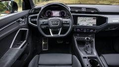 Audi Q3 Sportback, la plancia
