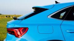 Audi Q3 Sportback, montante posteriore