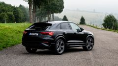 Audi Q3 Sportback, nero d'ordinanza
