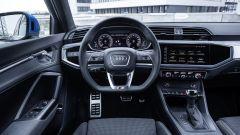 Audi Q3 Sportback PHEV, gli interni
