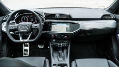 Audi Q3 Sportback plancia