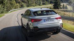 Audi Q3 Sportback, Q3 in salsa Suv coupé