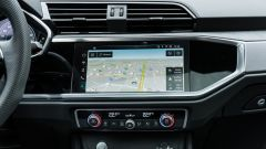 Audi Q3 Sportback schermo touch-screen