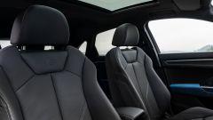 Audi Q3 Sportback, sedili anteriori