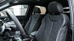 Audi Q3 Sportback sedili