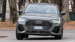 Audi Q3 Sportback vista anteriore