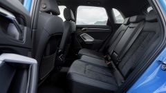 Audi Q3 TFSI e: i sedili posteriori