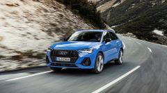Audi Q3 TFSI e: la variante plug-in del SUV compatto tedesco