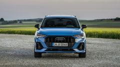 Audi Q3 TFSI e: visuale frontale