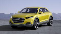 Audi Q4: andrà a sfidare la BMW X2 e la Mercedes GLB