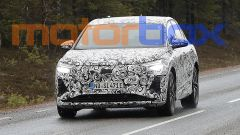 Audi Q4 e-tron 2021: le foto spia del SUV elettrico tedesco