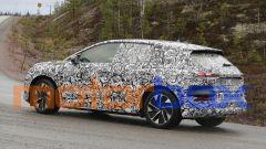 Audi Q4 e-tron 2021: visuale di 3/4 posteriore
