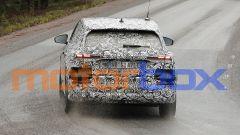 Audi Q4 e-tron 2021: visuale posteriore