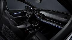 Audi Q4 e-tron: gli interni